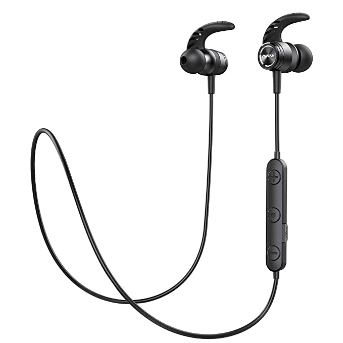 Auriculares Bluetooth Mpow S10, auriculares magnéticos ...