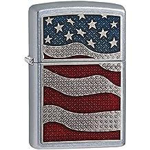 Zippo American Flag Lighters