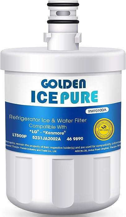 Top 10 Icepure Refrigerator Water Filters