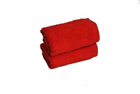Atrivm Teckno - Set de 2 toallas de tocador (varios tamaños/colores disponibles)