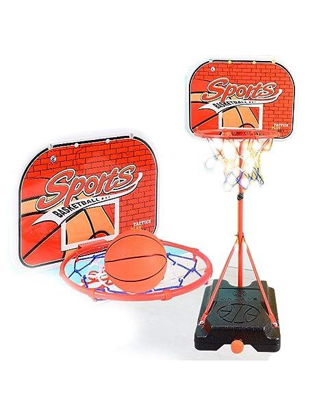 CXK-Basketball 1.5m Planchas Niños Soporte De Baloncesto Artículos ...