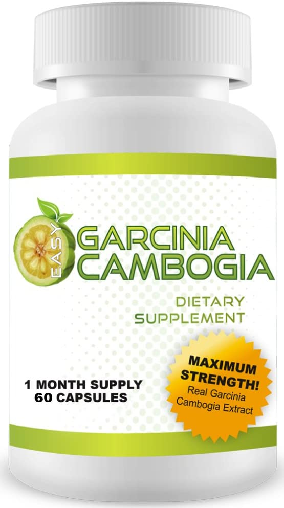 Amazon Com Pure Garcinia Cambogia Weight Loss Extract 1 Month Supply Health Personal Care