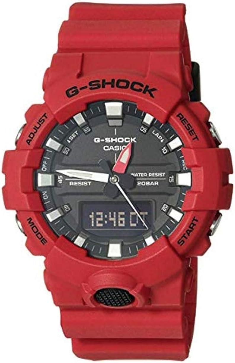 Sports Watch Red G Shock Watch Men s Gift Waterproof Military Grade Fashion Watch