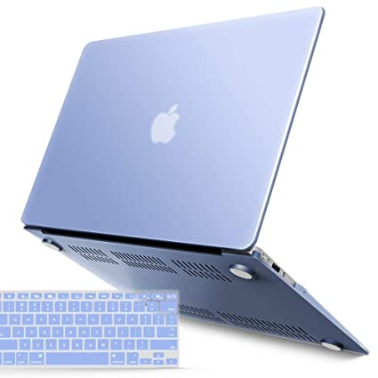 check out 2f7c3 f2a87 iBenzer MacBook Air 13 Inch Case, Soft Touch Hard Case Shell Cover with  Keyboard Cover