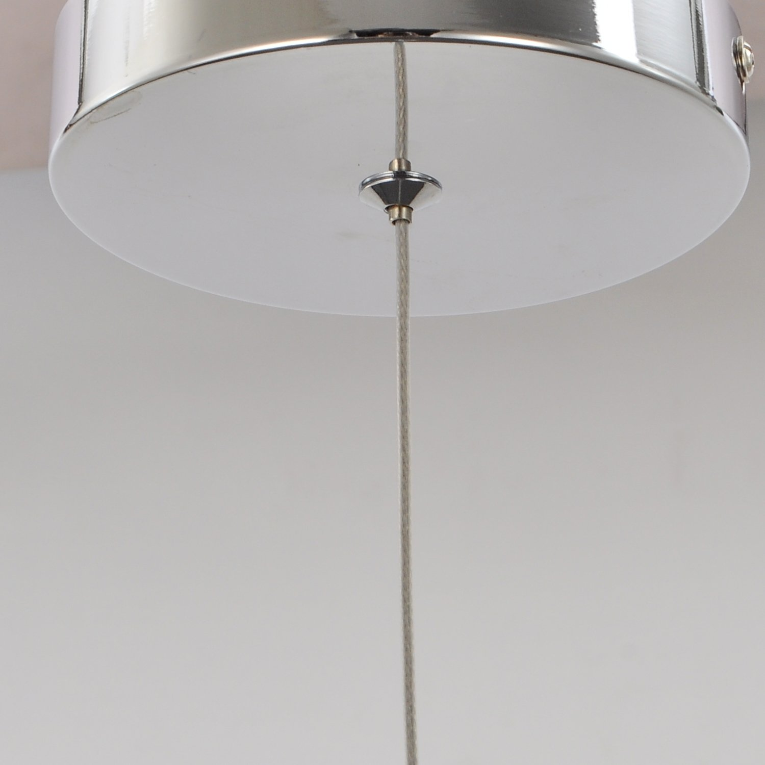 Unitary Brand Modern Nature White LED Acrylic Pendant Light Max 5w Plating Finish by Unitary (Image #6)