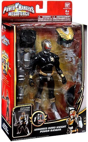 Power Rangers Megaforce Armored Robo Knight Power Ranger [Holiday Gifts]