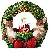 Enesco Charming Tails Gift Dreams Love Season Figurine, 3.375-Inch