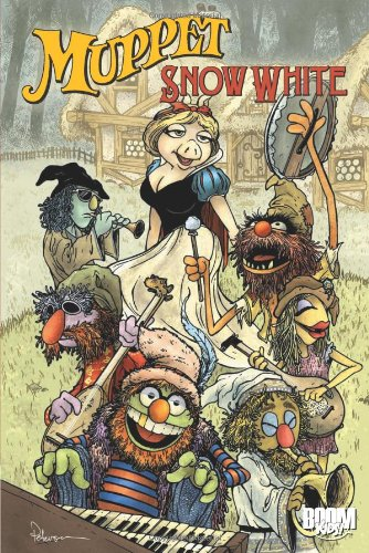 Download Muppet Snow White (Muppet Graphic Novels (Quality)) PDF