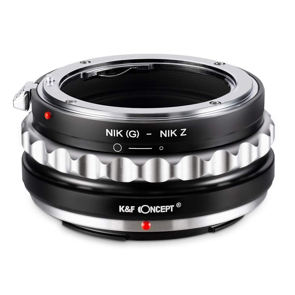 K&F Concept Lens Mount Adapter for Olympus OM Mount Lenses to ...