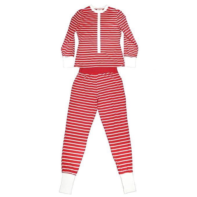 Queen Center - Pijama - para mujer rojo Women M