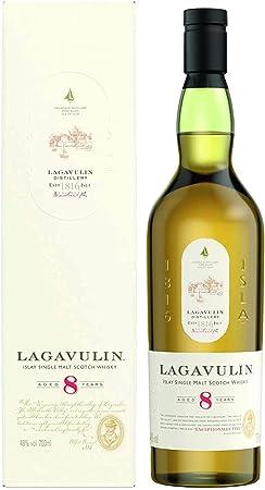 Lagavulin 8 Year Old es una edición limitada que conmemora el bicentenario de Lagavulin,Un sabor int