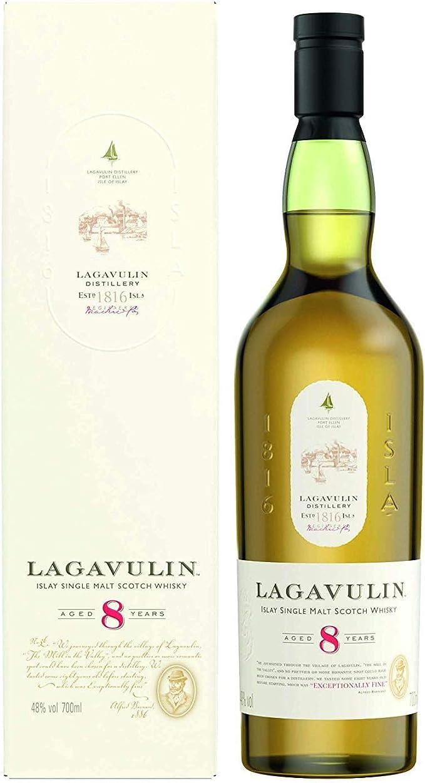 Lagavulin 8 Whisky Escocés, 700ml
