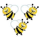 48 ~ Bulletin Board Bumblebee Cutouts ~ New