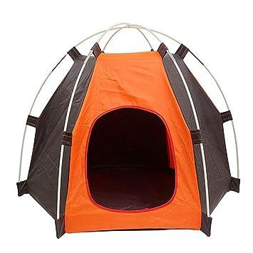Outdoor Pet Tent Dog Cat Camping Mesh