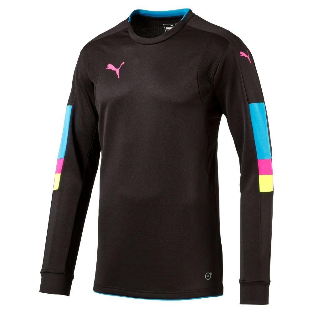 Puma Tournament GKシャツ B0185W1YQI Small|ブラック ブラック Small