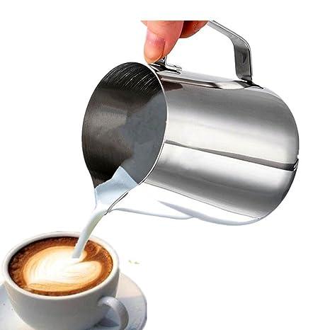 600 ml Cafe Luxe para leche jarra para máquinas de café Espresso, leche frothers taza