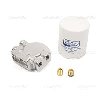 Mallory Fuel Filters on