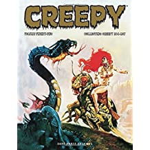 Creepy Archives Volume 22: Collecting Creepy 104-107