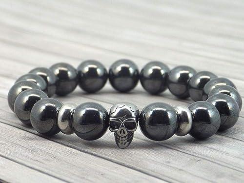 bracelet bijoux tête de mort 2