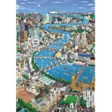 Wentworth London the Thames 40 Piece Wooden Jigsaw Puzzle