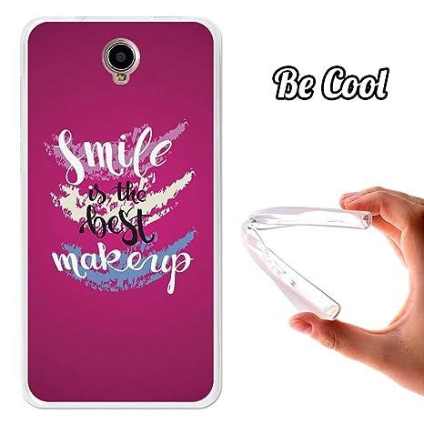 Becool® - Funda Gel Flexible para Cubot Max, Carcasa TPU fabricada con la mejor Silicona, protege y se adapta a la perfección a tu Smartphone y con ...