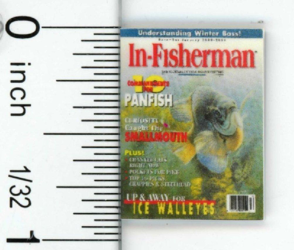 ミニチュアMagazine for Devotee壁紙 fishing the fishing Devotee壁紙 the B06ZZ7QYW8, WINCLE:5831120f --- kutter.pl