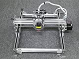 DIY 5500 laser engraving machine / Laser Engraver / wood /rubber/ plastic/ leather/Bamboo Working Area:16cm20cm