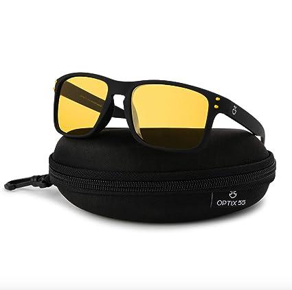 Amazon.com: Gafas de visión nocturna para hombre: Sports ...