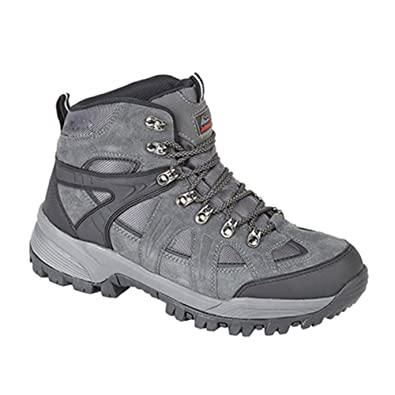 Johnscliffe® ANDES Walking Hiking   Walking ANDES Stiefel. Waterproof, Charcoal Gray ... 3595cf