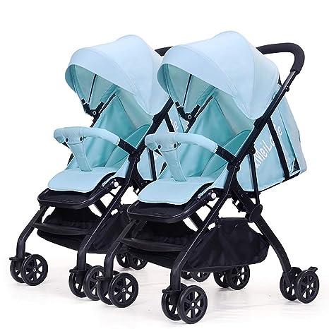 Strollers NAUY @ Cochecito de bebé Gemelo, Desmontable ...