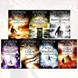 download ebook stephen king dark tower collection 7 books bundle (the gunslinger, the drawing of the three, the waste lands, wizard and glass, wolves of the calla, song of susannah, the dark tower) pdf epub