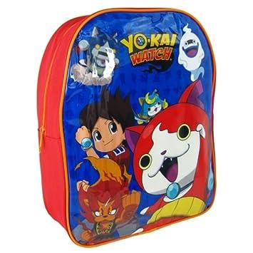 Yo-Kai Watch - Mochila Infantil Cartera Yokai, Multicolor, 31 cm: Amazon.es: Juguetes y juegos