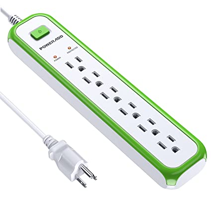 Review Poweradd 6-Outlet Commercial Power