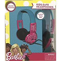 Barbie Kids-Safe Headphones For Girls| Kids Headphones| Comfort-fitting | Perfect Gift For Christmas ,Birthday,Easter,Get Well or Any Other Occasion