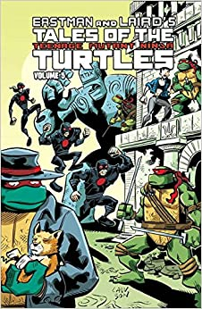 Jim Lawson - Tales Of The Teenage Mutant Ninja Turtles Volume 5