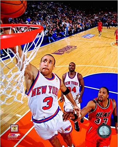 John Starks New York Knicks NBA Action Photo (Size: 8