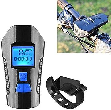 Ordenador De Bicicleta Inalámbrico, Ligero De La Bicicleta Altavoz ...