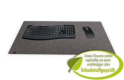 Luxflair - Alfombrilla para teclado y ratón para escritorio ...