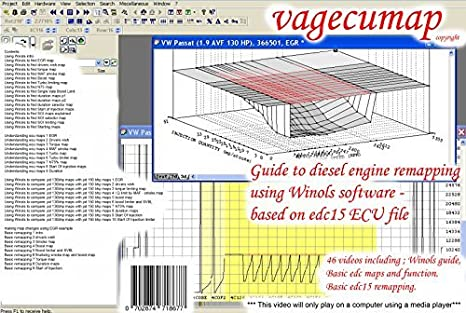 Guide to chip tuning using winols software including basic