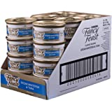 Fancy Feast Ocean Whitefish & Tuna, 24X85g