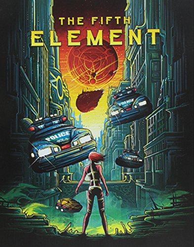 The Fifth Element 4k Ultra Hd Blu-ray Complete In Case Like