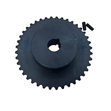 KOVPT 5//8 Bore 39 Teeth B Type 3//8 Pitch 35 Roller Chain Sprocket