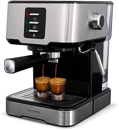 IKOHS Cafetera Express Barismatic - Cafetera Automática Espress ...