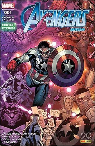 Avengers Universe nº1