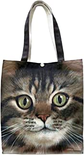 product image for Fiddler's Elbow FET803 Long Haired Tabby Cat Tote