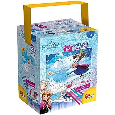 Lisciani Giochi Frozen Puzzle In A Tub Mini 60 Pezzi 35 X 50 Cm 652640