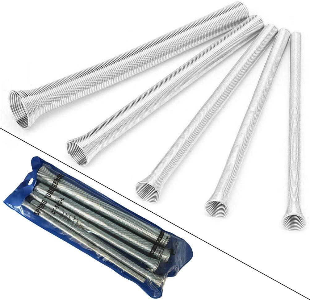 5Pcs Spring Steel Bender Set 1/4
