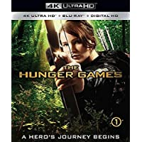 Deals on Hunger Games Movies 1-4 in 4K Ultra HD + Bluray + Digital