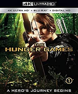 Cover Image for 'The Hunger Games [4K Ultra HD + Blu-ray + Digital HD]'