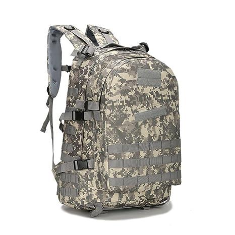 Mochila Táctica Militar de 3 Días de Asalto para el ejército Mochila Molle Bug out,